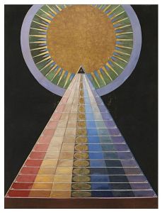 https://en.wikipedia.org/wiki/Hilma_af_Klint#/media/File:Hilma_af_Klint_-_1907_-_Altarpiece_-_No_1_-_Group_X_-_Altarpieces.jpg