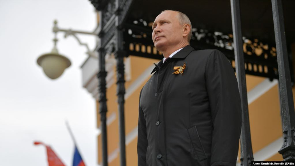 ww2 75th anniversary russia